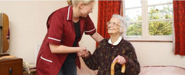 Assistenza domiciliare agli anziani