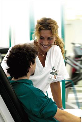 Il Servizio di Fisioterapia Domiciliare fornisce assistenza medica e fisioterapica direttamente a domicilio